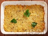 Класически картофен пататник на фурна - лесна и бърза рецепта